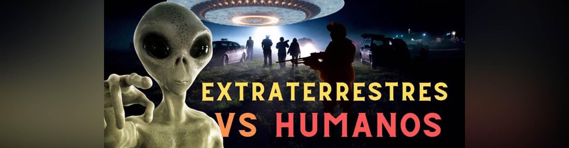 (VIDEO) Extraterrestres VS Humanos, LA DULCE BATALLA Alienígenas y Humanos