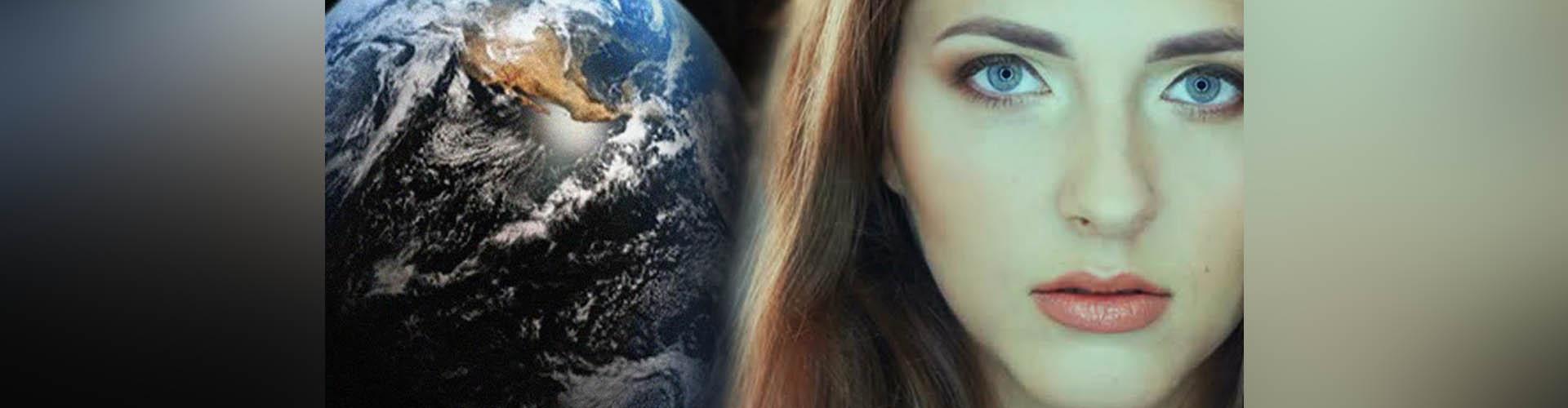 """(VIDEO) Mujer """"de otro universo"""" despertó aterrorizada en nuestra realidad"""