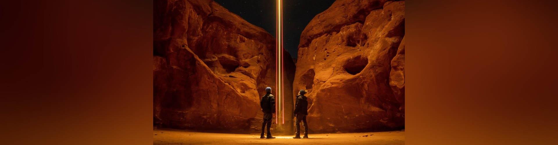 """(VIDEO) Desaparece el """"monolito de Utah"""" y en su lugar descubren otros objetos"""