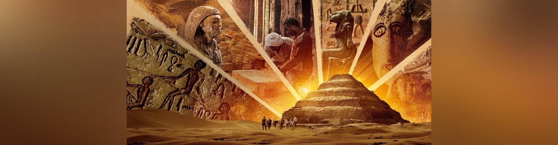 (VIDEO) Afirman haber descubierto una pirámide oculta en Saqqara