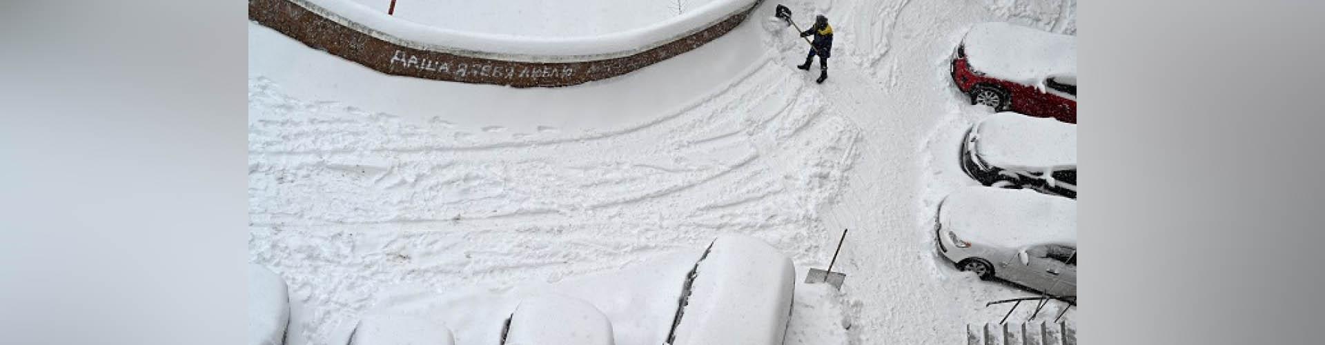 Dijo que había matado a su padrastro solo para que quitaran la nieve del camino que lleva a su casa