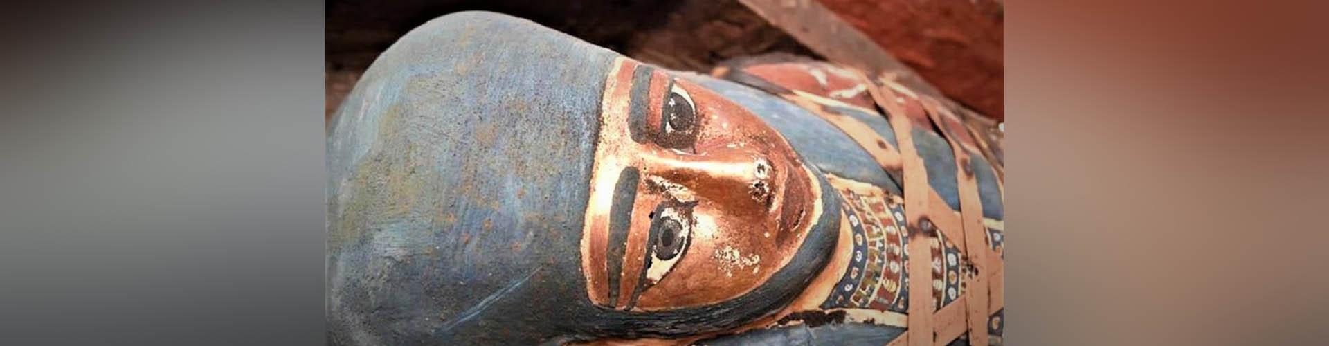 (VIDEO)  Descubren 250 tumbas de hace más de 4.000 años en Egipto