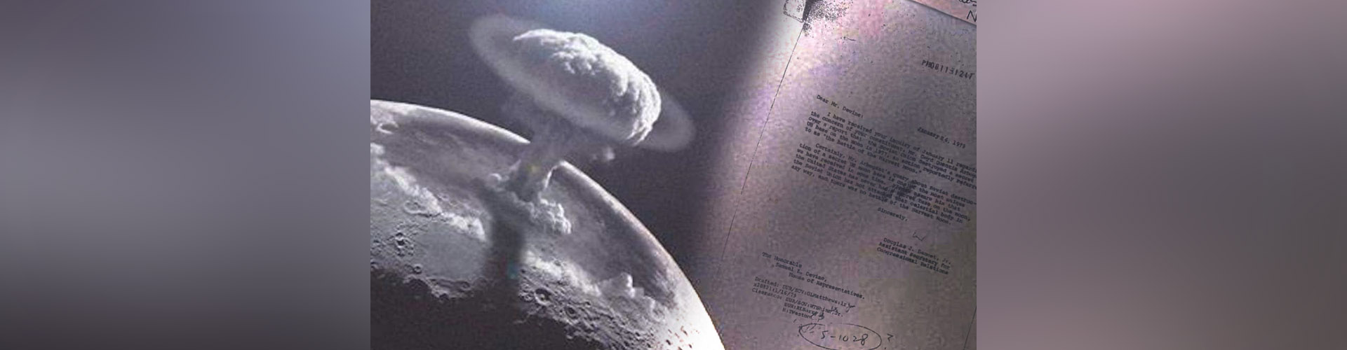 (VIDEO)  Wikileaks: «La Unión Soviética destruyó una base secreta de EE.UU. en la Luna»