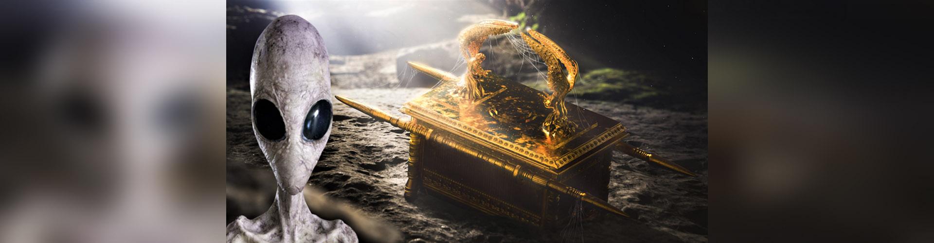 (VIDEO) El Arca de la Alianza: ¿Tecnología extraterrestre avanzada?